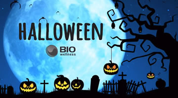 Halloween na Bio Wellness