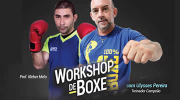Workshop de Boxe